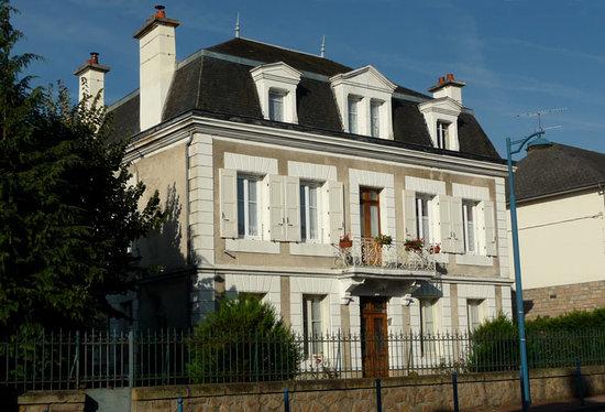 Chambres d'hotes Villa Berthe a Egletons