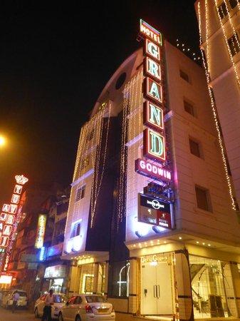 Grand Godwin Hotel: 外観