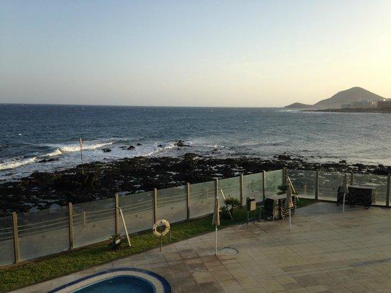 Hotel  Arenas del Mar: Pool Barrier