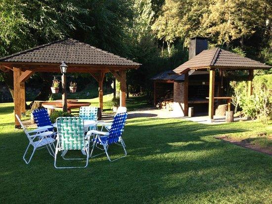 Cabañas Arco Iris: Gardens - Playground