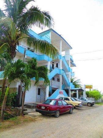 Bachelor Inn: L'hôtel