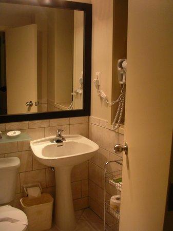 BEST WESTERN PLUS Montreal Downtown-Hotel Europa : Bathroom sink