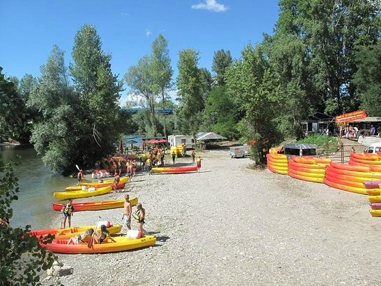 Canoe Le Pont Suspendu