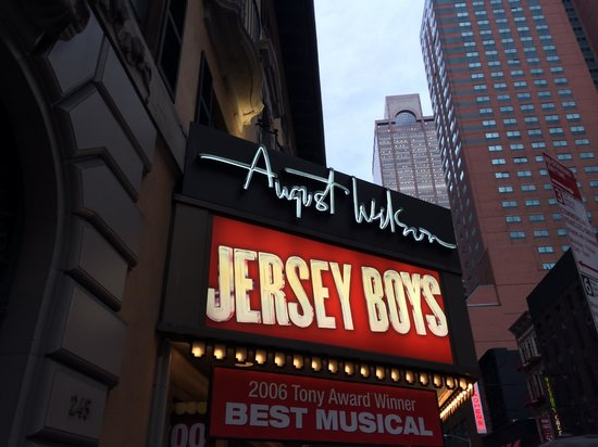 Jersey Boys: Theatre