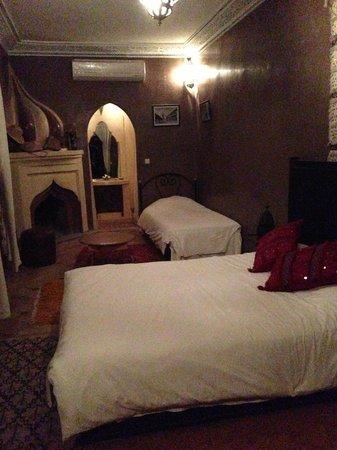 Riad Sidi Omar: Room