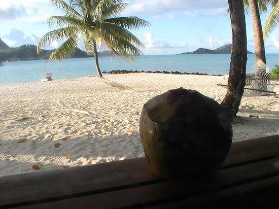 Bora Bora Pearl Beach Resort & Spa: bungalow 59