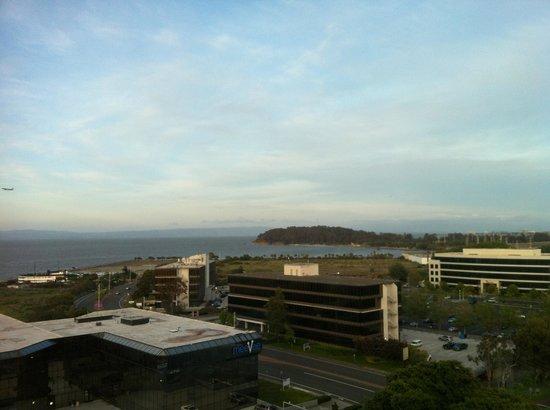 Hilton San Francisco Airport Bayfront : Great view