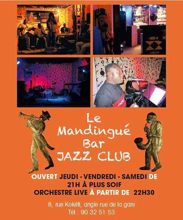 Le Mandingue Jazz Club