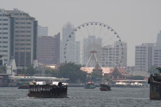 Shangri-La Hotel,Bangkok : The River