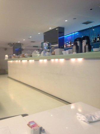 Shoreham: L'espace pour prendre le petit-déjeuner