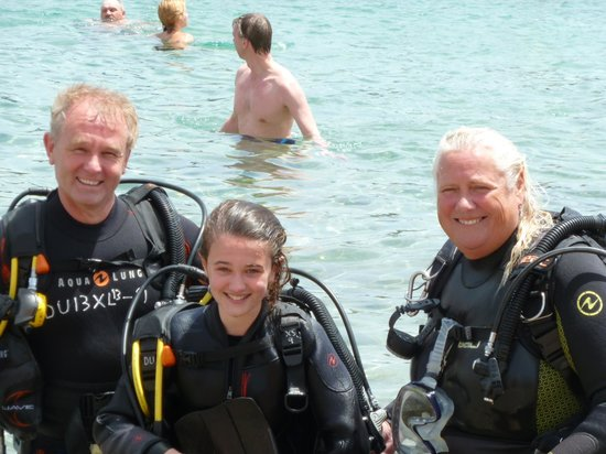 Fantastic Diving Experience with Elite Diving School