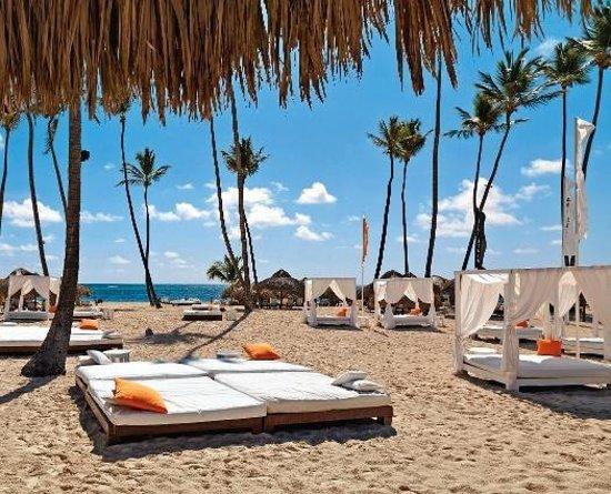 Paradisus Palma Real Golf & Spa Resort : playa encantadora 2