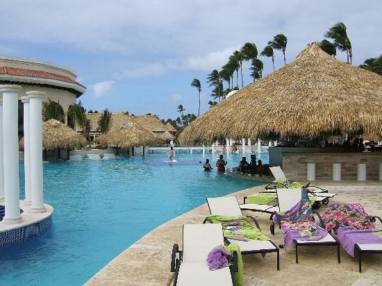 Paradisus Palma Real Golf & Spa Resort: piscina-hotel