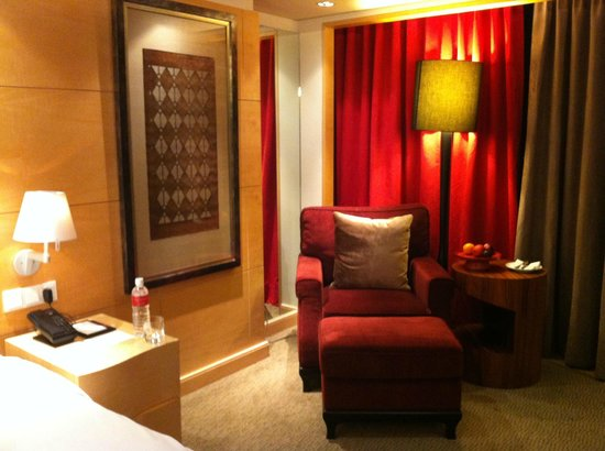 Grand Hyatt Taipei : Resting area