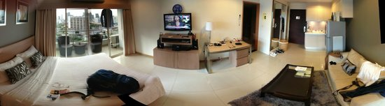 Viva Garden Serviced Residence: The room (panorama)