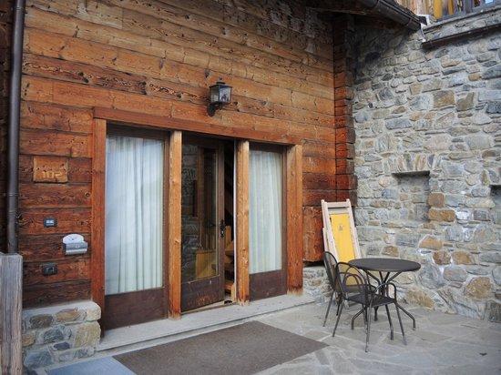 Park Chalet Village : Esterno Chalet 102
