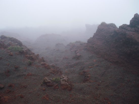 Takachiho Ridge: ホワイトアウト