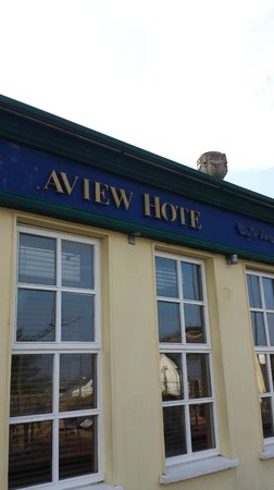 Seaview Hotel: Missing letters