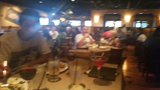 Bonefish Grill : Main dining room