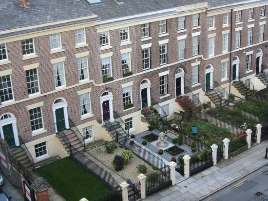 hope street hotel: View from Room..