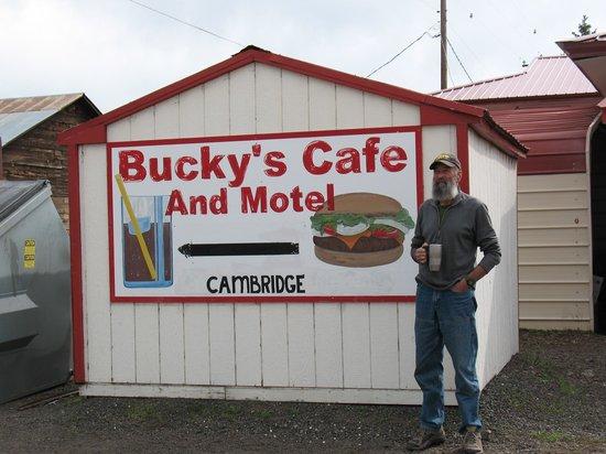 Bucky's Cafe and Motel: Bucky's