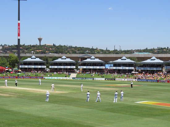 Centurion, Afrika Selatan: Playing area - Supersport Park