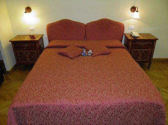 Welcome Piram Hotel : Letto