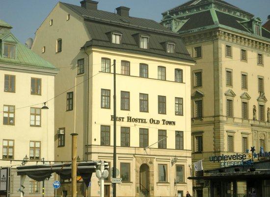 Hotel Gamla Stan : hotel