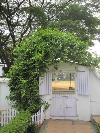 Delight - Fort Kochi: Ein- bzw. Ausgang