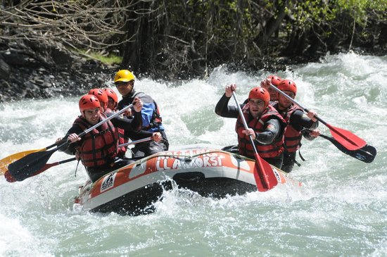 Esterri d'Aneu, Spain: Rafting