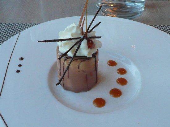 Atalante Relais Thalasso : Restaurant