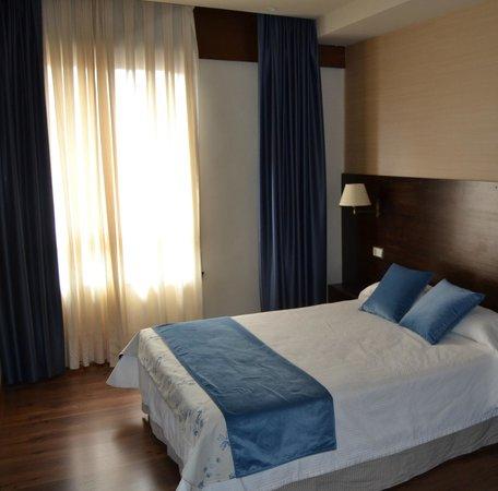 Hotel Don Paco: Habitación