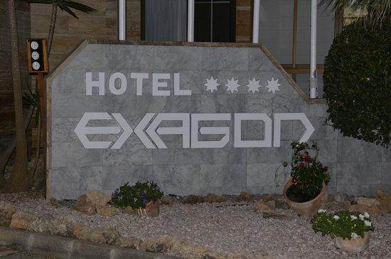 Exagon Park : hotel exagon