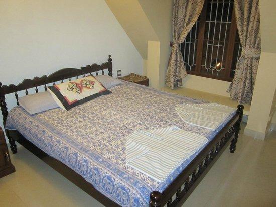 Leelu's Homestay: das Zimmer