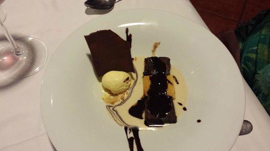 Las Vegas : Chocolate Brownies