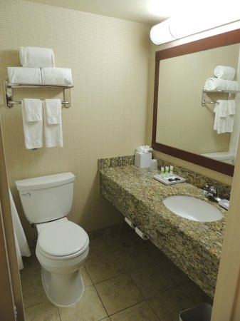 Four Points by Sheraton San Rafael: Bathroom