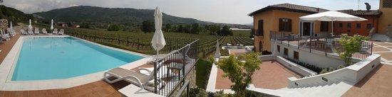 Agriturismo Corte Lantieri: Panorama Esterno