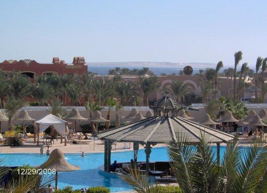 Park Inn by Radisson Sharm El Sheikh Resort: Room with a View.