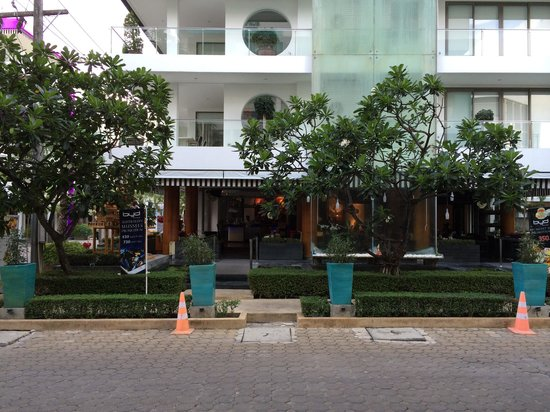 BYD Lofts Boutique Hotel & Serviced Apartments: Bistro