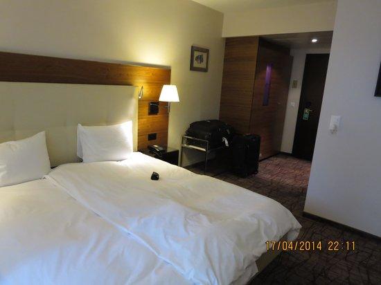 Hotel Astoria: room