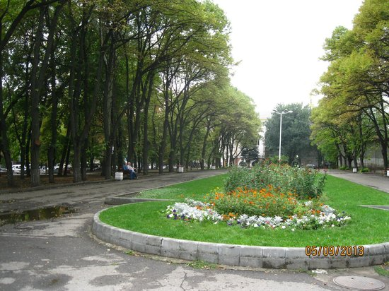 1st of May Park