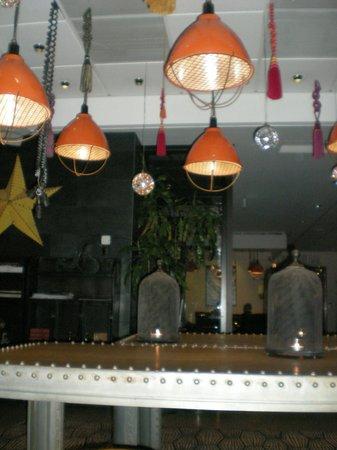 Scandic Malmen: холл