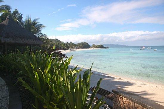 Shangri-La's Boracay Resort & Spa : Punta Bunga Beach