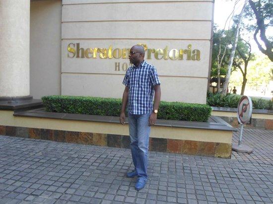 Sheraton Pretoria Hotel: MM