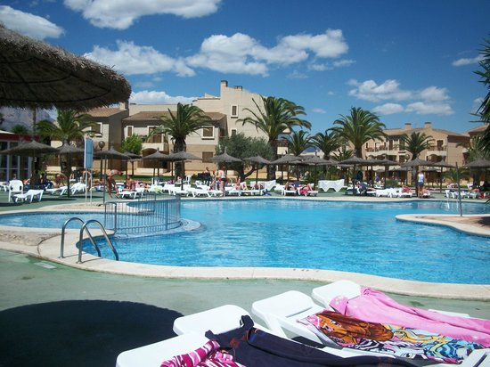 Albir Garden Resort: Lovely pool