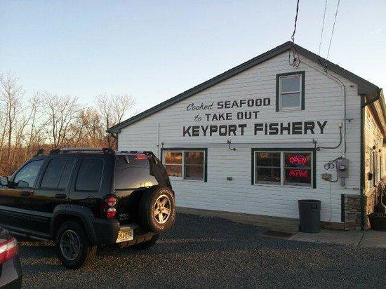 Keyport Fishery Fresh Fish