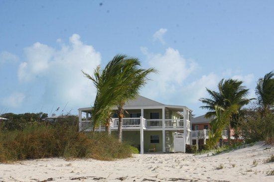 Aquamarine Beach Houses: Sebreeze from the beach