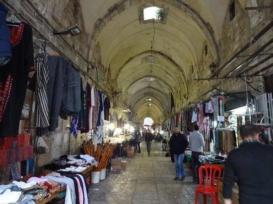 Ciudad Vieja de Jerusalén: 旧市街
