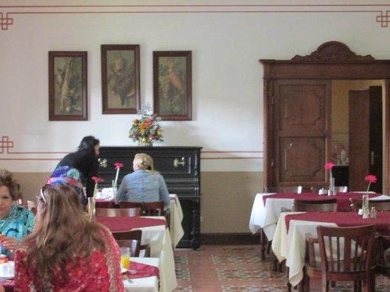 Aurora Hotel : Aurora Breakfast Room