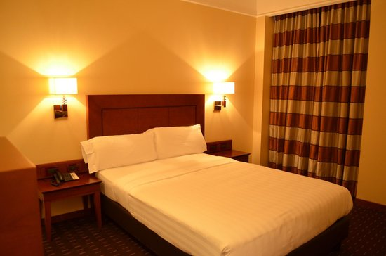 Hotel Capannelle: letto grande